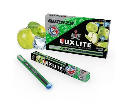Электронная сигарета Luxlite Apple Menthol со вкусом яблока и мяты
