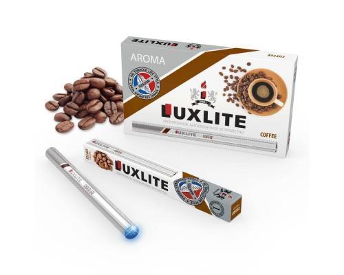 Одноразовые электронные сигареты LUXLITE с ароматом кофе