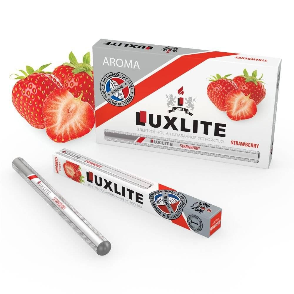 Электронная сигарета Luxlite Strawberry со вкусом клубники