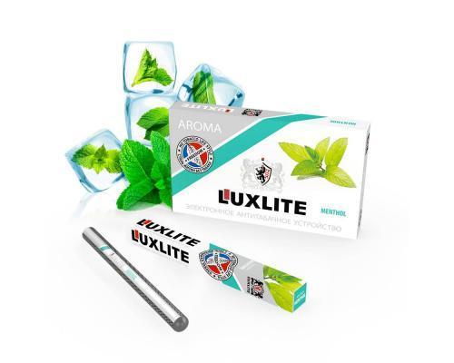 Одноразовые электронные сигареты LUXLITE с ароматом ментола