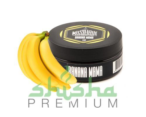 Must have 25 г banana mama (банан)