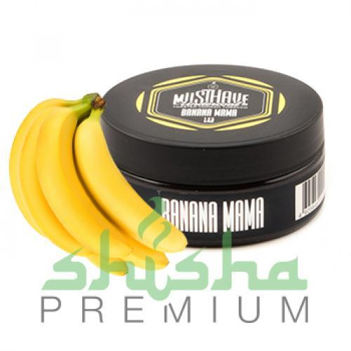 Must have 125 г banana mama (банан)