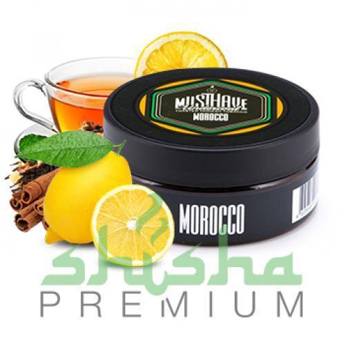 Must have 125 г morocco (цитрусовый чай)