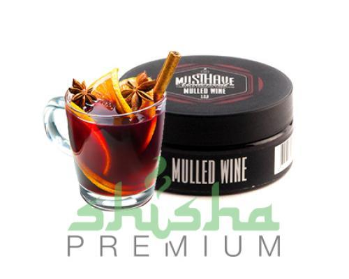 Must have 25 г mulled wine (глинтвейн)