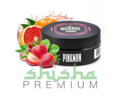 Must have 25 г pinkman (клубника, грейпфрут, малиновое варенье)
