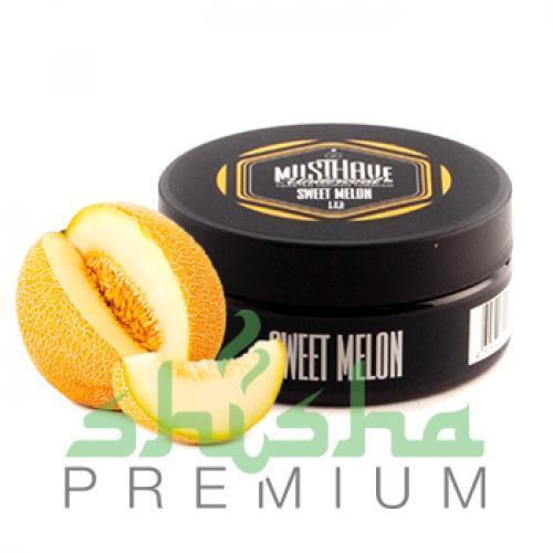 Табак MustHave 125 г Sweet Melon (Дыня)