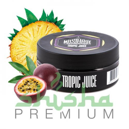 Must have 125 г tropic juice (тропические фрукты)