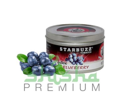 Табак для кальяна Starbuzz Blueberry 250 гр.