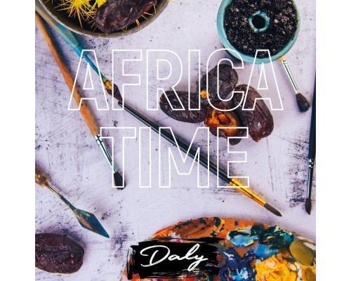Кальянная смесь Daly 50 г Africa Time (Кактус и финик)