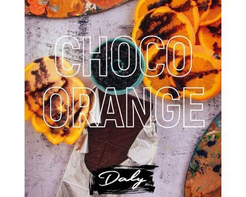 Кальянная смесь Daly 50 г Choco Orange (Апельсин шоколад)