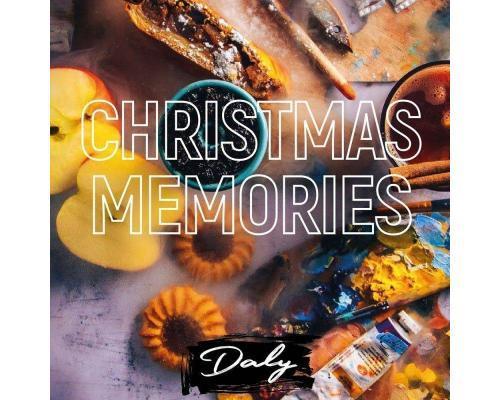Кальянная смесь Daly 50 г Christmas Memories (Яблочный штрудель)