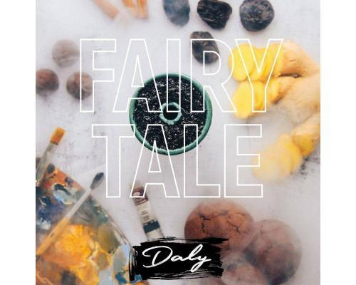 Кальянная смесь Daly 50 г Fairy Tale (Имбирный пряник и шоколад)