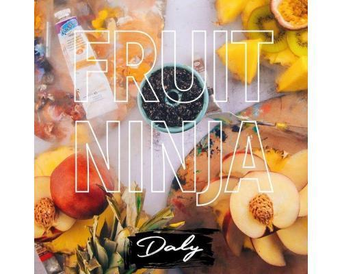 Кальянная смесь Daly 50 г Fruit Ninja (Тропические фрукты)