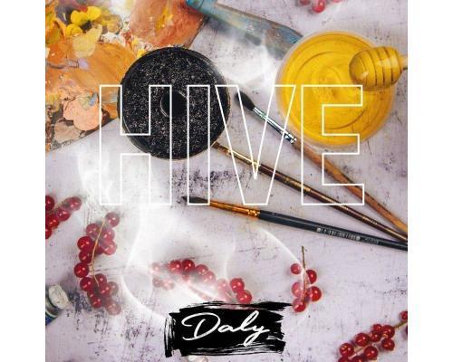 Кальянная смесь Daly 50 г Hive (Бузина и мёд)