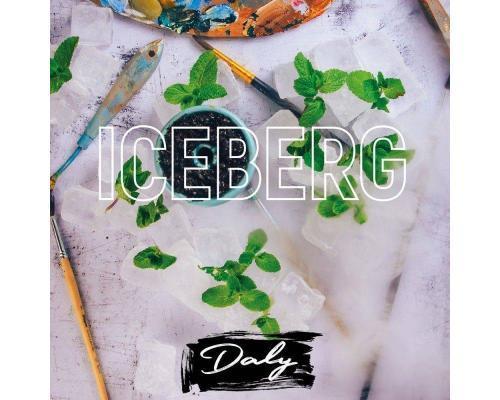 Кальянная смесь Daly 50 г Iceberg (Лёд)