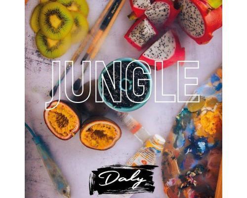 Кальянная смесь Daly 50 г Jungle (Маракуйя, питахайа, киви)