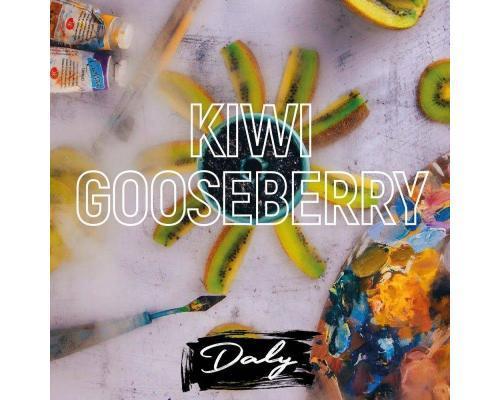 Кальянная смесь Daly 50 г Kiwi Gooseberry (Киви и крыжовник)