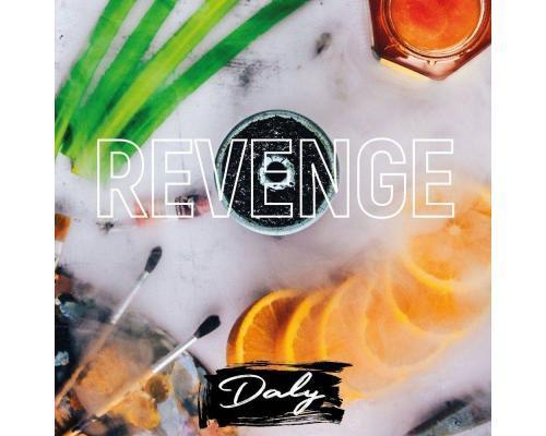 Кальянная смесь Daly 50 г Revenge (Апельсин и ревень)