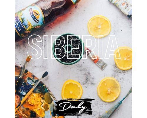 Кальянная смесь Daly 50 г Siberia (Лимон и байкал)