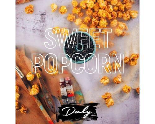 Кальянная смесь Daly 50 г Sweet Popcorn (Попкорн)