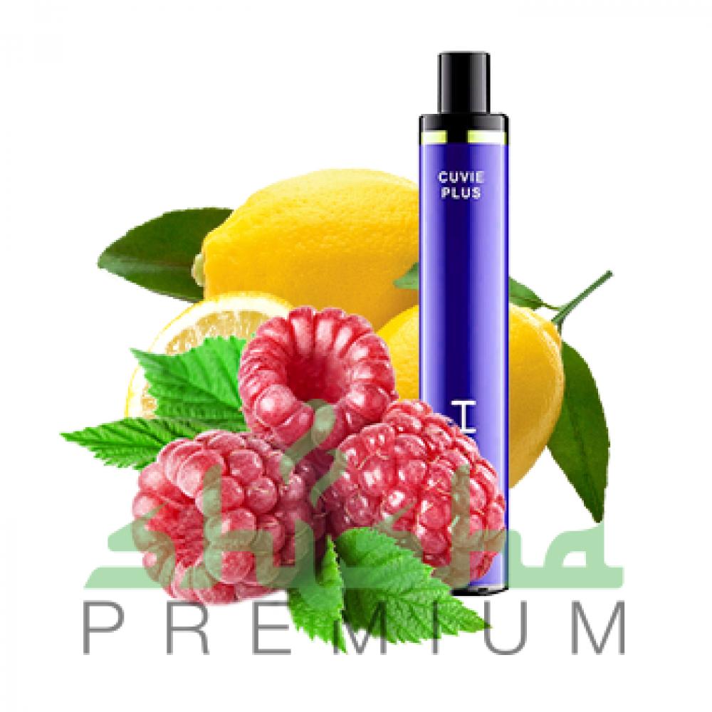 HQD Cuvie Plus - Raspberry, lemon (Малина, лимон) 2%