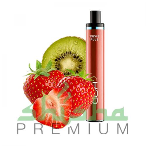 HQD Cuvie Plus - Strawberry, kiwi (Клубника, киви) 2%