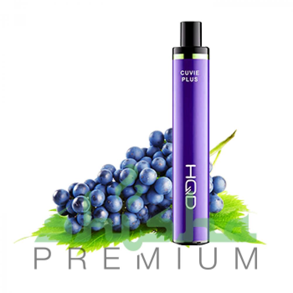 HQD Cuvie Plus - Grape (Виноград) 2%