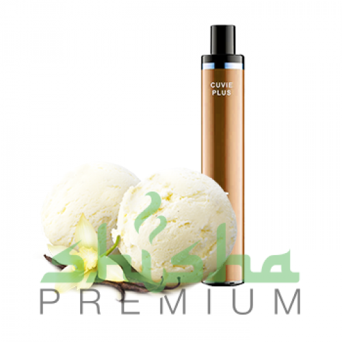 HQD Cuvie Plus - Vailla ice cream (Ванильное мороженное) 2%