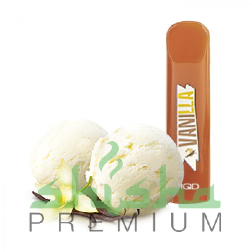 HQD Cuvie - Vanilla Ice Cream (Ванильное мороженное) 5%