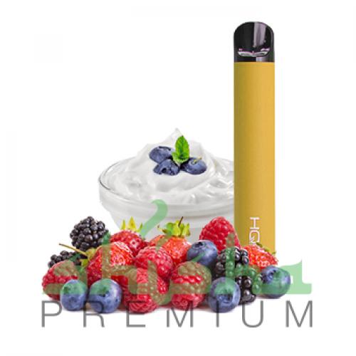 HQD Super - Yogurt, berries (Йогурт, лесные ягоды) 2%