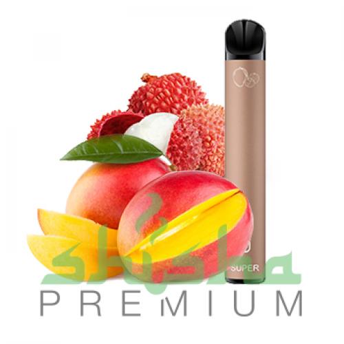 HQD Super - Mango, lychee (Манго, личи) 2%