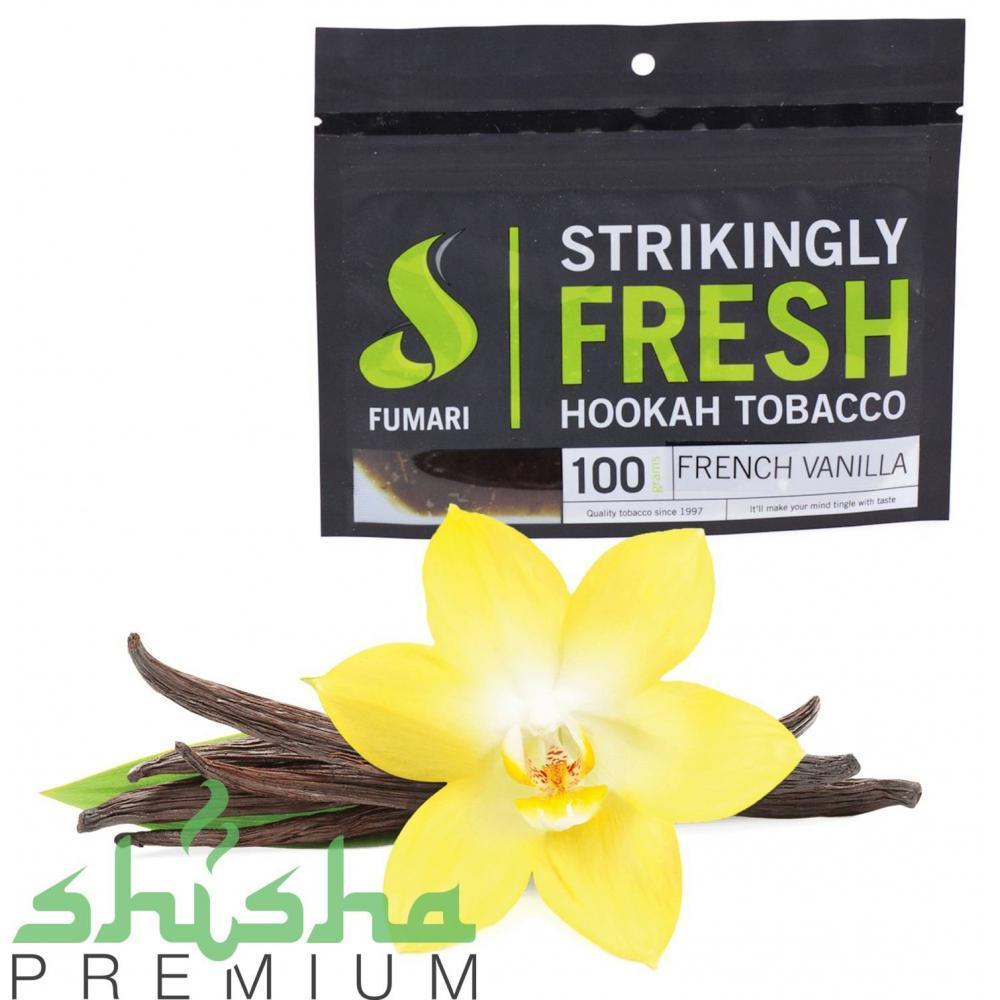FUMARI French vanilla (Ваниль)