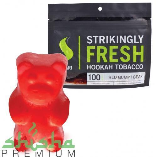 FUMARI Red Gummy Bear (красный мишка гамми)