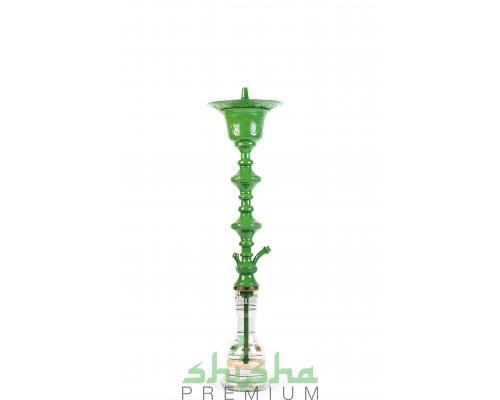 Кальян KHALIL MAMOON Double Decker 98 см. зеленый