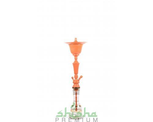 Кальян KHALIL MAMOON Lotus Ice оранжевый
