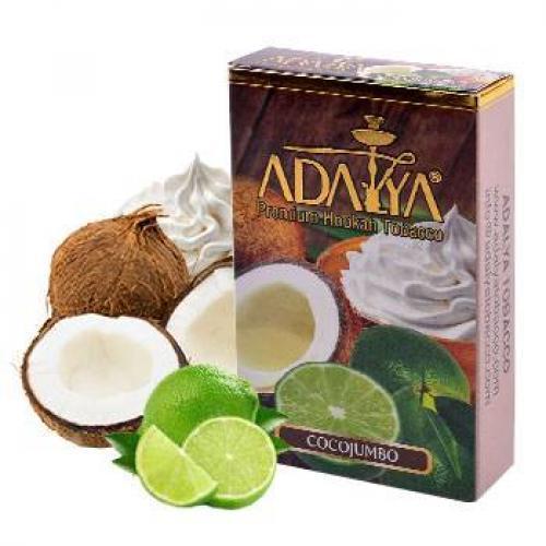 Adalya cocojumbo (сливки с кокосом и лаймом)