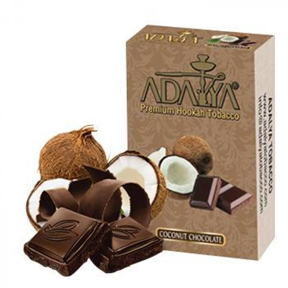 Adalya coconut chocolate (кокосовый шоколад)