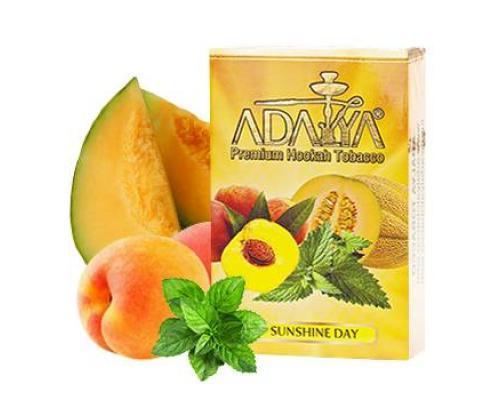 Adalya sunshine day (мята, дыня, персик)