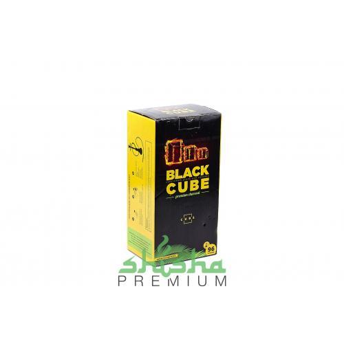 Уголь для кальяна Black Cube 96 куб. (1 кг.)