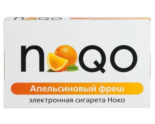 NOQO (Апельсиновый фреш, никотин - 1,2 мг.)
