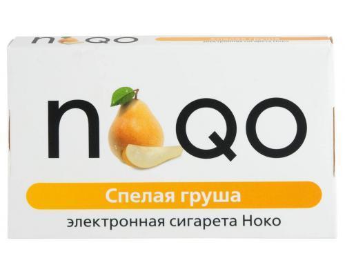 Одноразовые электронные сигареты NOQO (Спелая груша, никотин - 1,2 мг.)