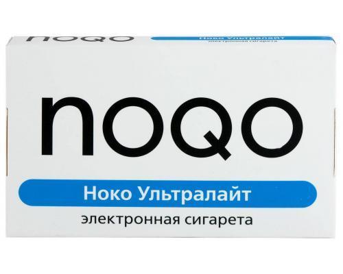 Одноразовые электронные сигареты NOQO (Ноко ультралайт, никотин - 1,2 мг.)