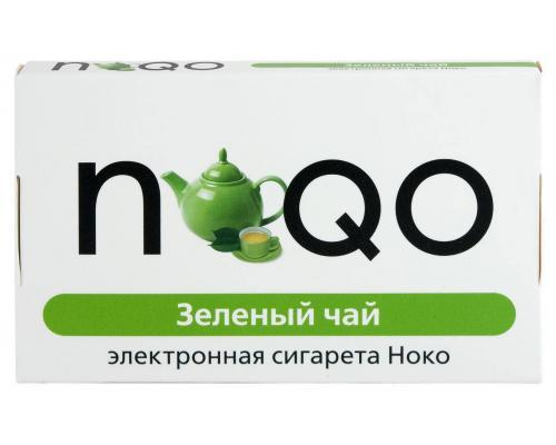 Одноразовые электронные сигареты NOQO (Зеленый чай, никотин - 1,2 мг.)