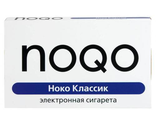 Одноразовые электронные сигареты NOQO (Ноко классик, никотин - 1,2 мг.)