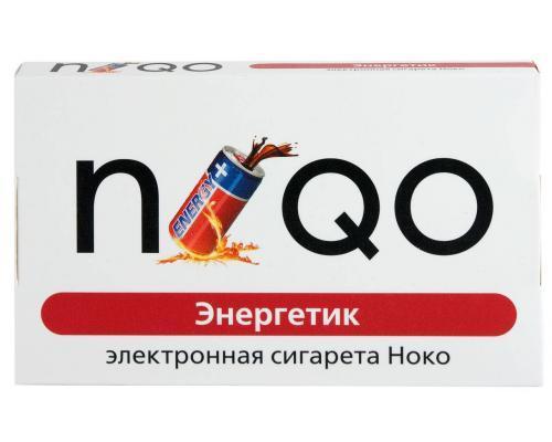 Одноразовые электронные сигареты NOQO (Энергетик, никотин - 1,2 мг.)