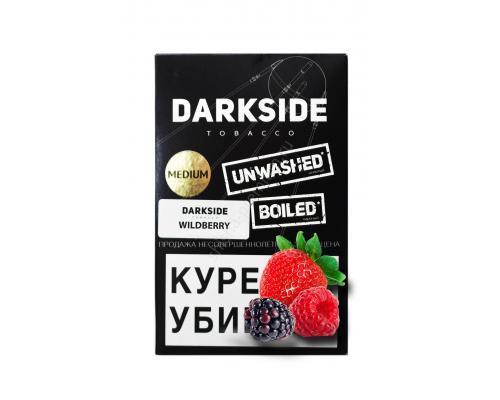 Табак Darkside 250 гр., вкус WILDBERRY (Ягодный микс)