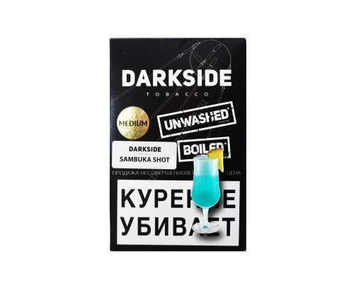 Табак Darkside 100 гр., вкус  SAMBUKA SHOT (Самбука)