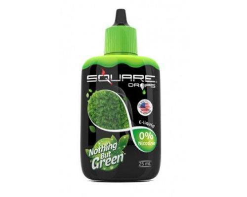 Жидкость для электронного кальяна Square DROPS Nothing But Green 25 мл