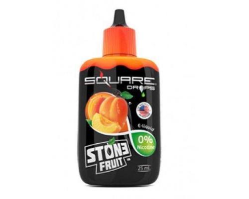 Жидкость для электронного кальяна Square DROPS Stone Fruit 25 мл