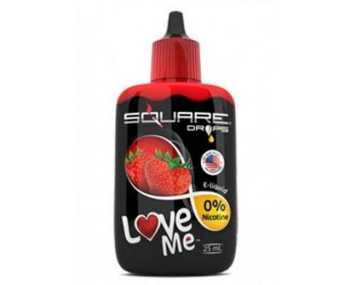 Жидкость для электронных сигарет Square DROPS Love Me 25 мл